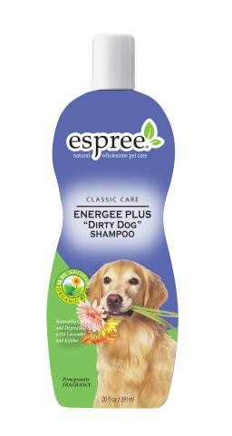"Espree Energee Plus ""Dirty Dog"" Shampoo"