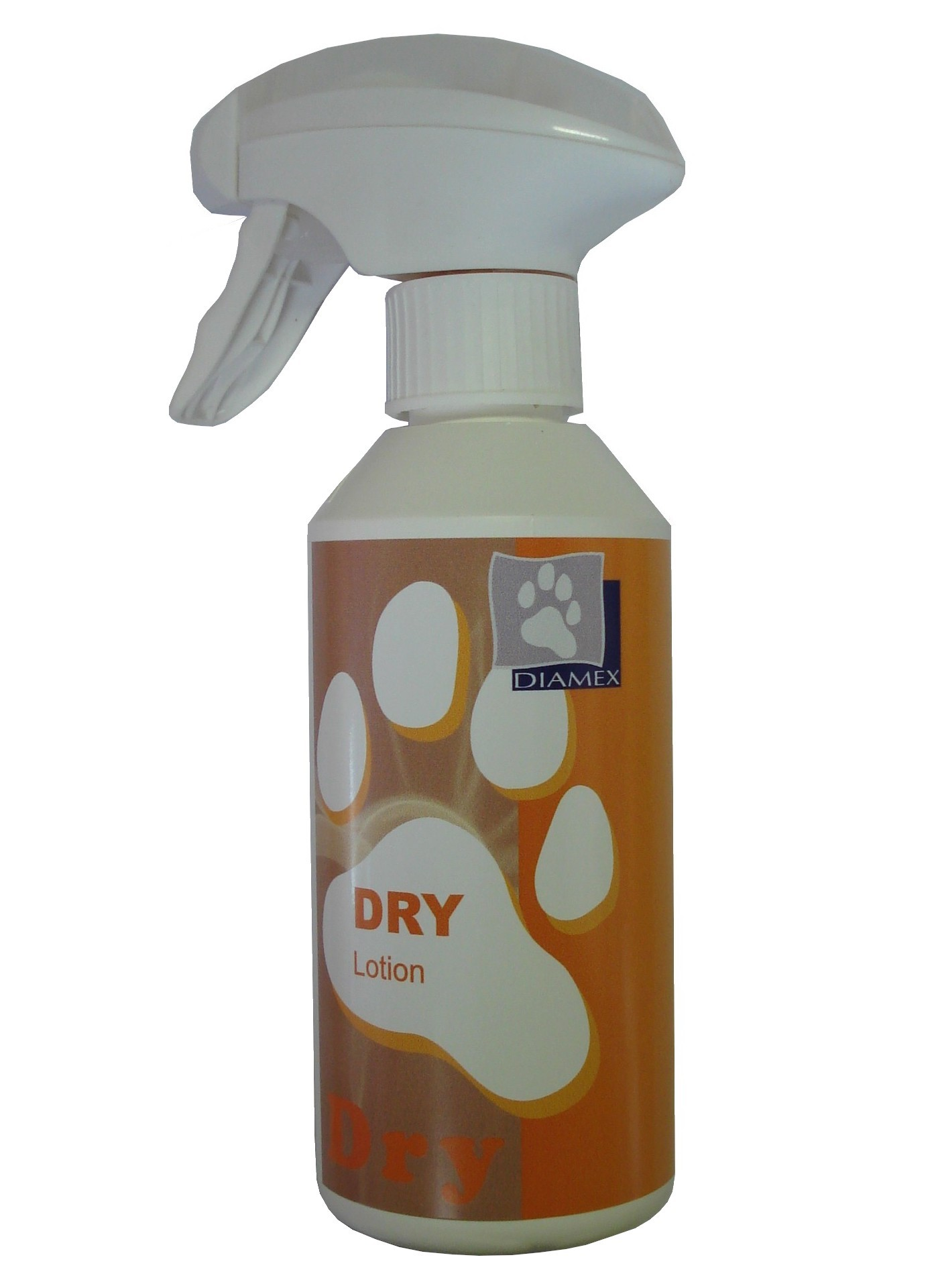 Diamex Shampoo Dry Lotion