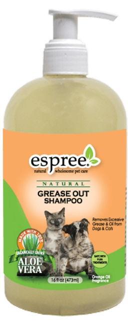 Espree Grease Out Shampoo 473ml