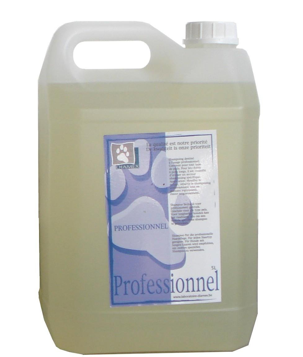 Diamex Shampoo Professionnel les Amandes