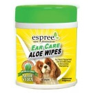 Espree Ear Care Aloe Wipes 60 Stk
